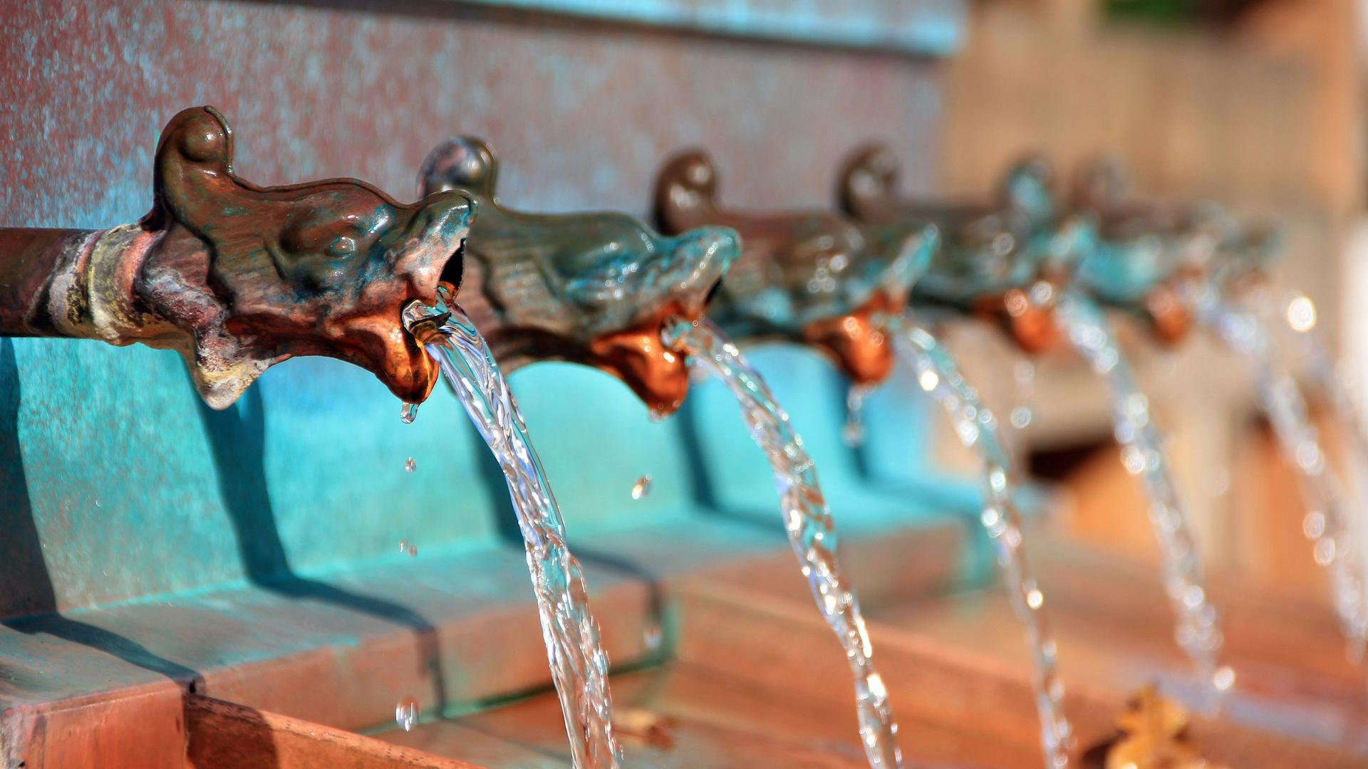 riduzione idrica